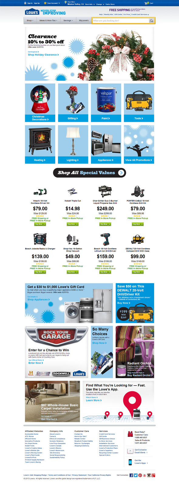 Lowe-s-Home-Improvement--Appliances--Tools--Hardware--Paint--Flooring