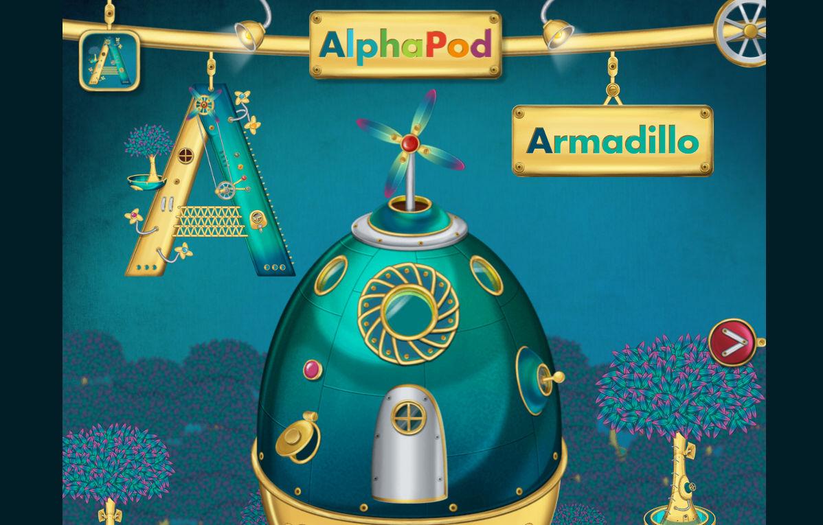 alpahpod